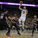 For the Warriors, what's previous is new once more
